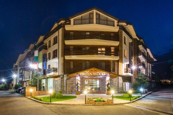 Zdjęcia hotelu: Green Wood Hotel & Spa - All Inclusive, Bansko