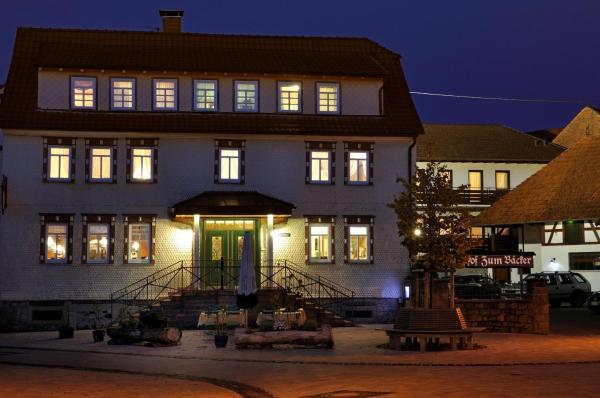 Hotel Pictures: Hotel Zum Bäcker, Udenhain