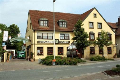 Hotel Pictures: Brauerei Gasthof Kraus, Hirschaid