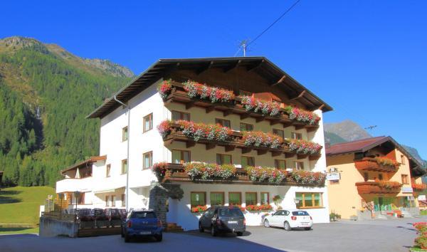 Foto Hotel: Hotel Pension St. Leonhard, Sankt Leonhard im Pitztal