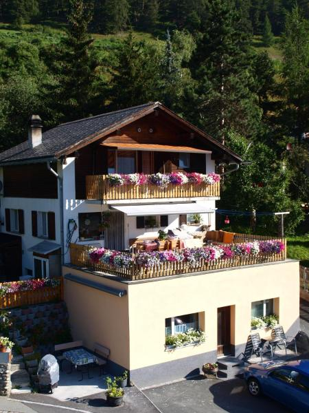 Hotel Pictures: Chasa Avant-Porta, Ramosch