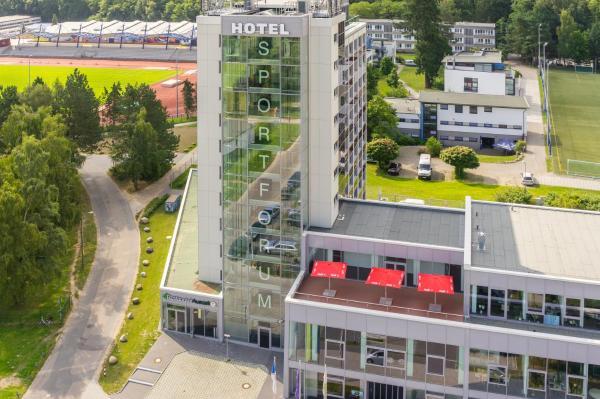 Hotel Pictures: Hotel Sportforum, Rostock