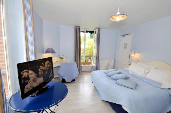 Hotel Pictures: Hôtel De La Chapelle, Milon-la-Chapelle