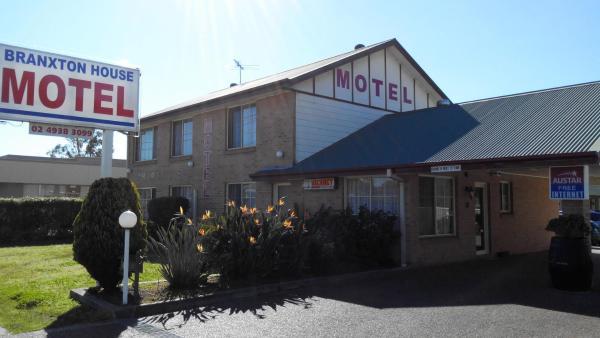 酒店图片: Branxton House Motel, Branxton