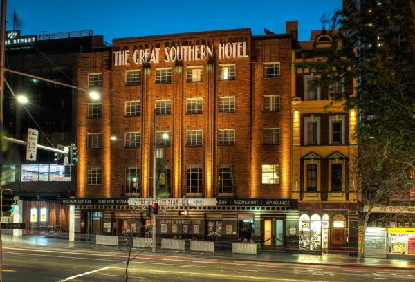 Hotel Pictures: Great Southern Hotel Sydney, Sydney