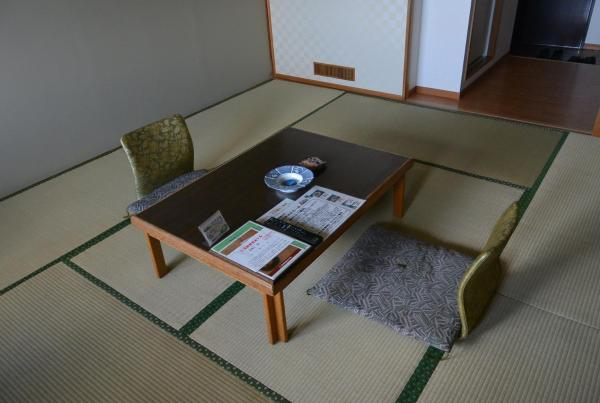 Japanese-Style Room with Lake View- Breakfast included