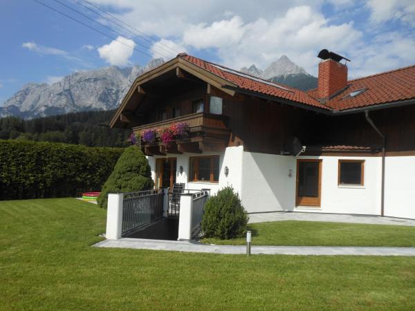 Zdjęcia hotelu: Haus Rieder, Pfarrwerfen