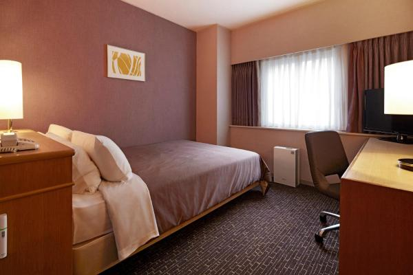 Economy One Double Bed Room - Smoking (One Bed)