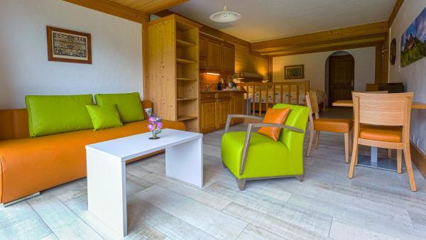 Hotel Pictures: Studios Bellevue, Charmey
