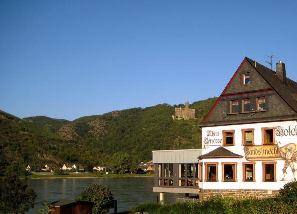 Hotel Pictures: Weinhotel Landsknecht, Sankt Goar