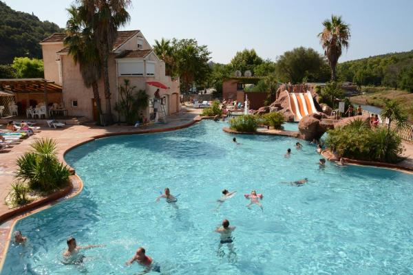 Hotel Pictures: Camping Vallée du Paradis, Agay - Saint Raphael