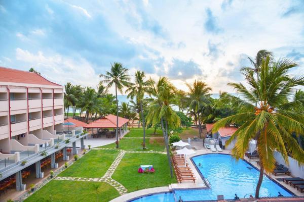 ホテル写真: Paradise Beach Hotel, ネゴンボ