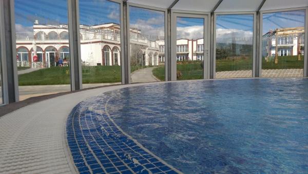 ホテル写真: Aqua Termi Apartments, Starosel