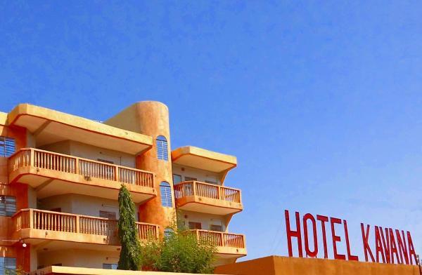 Фотографии отеля: Hotel Kavana, Уагадугу