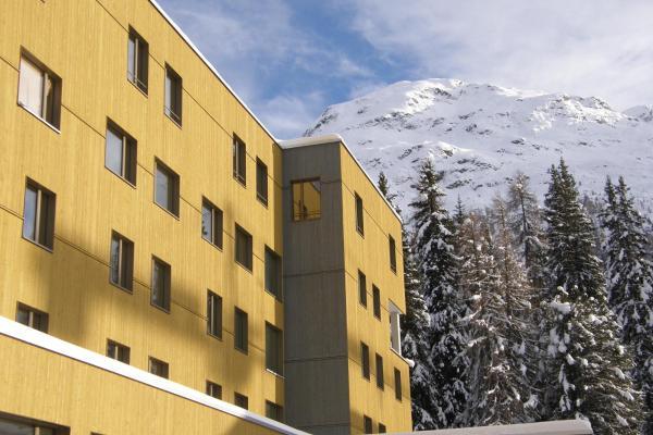 Hotel Pictures: St. Moritz Youth Hostel, St. Moritz