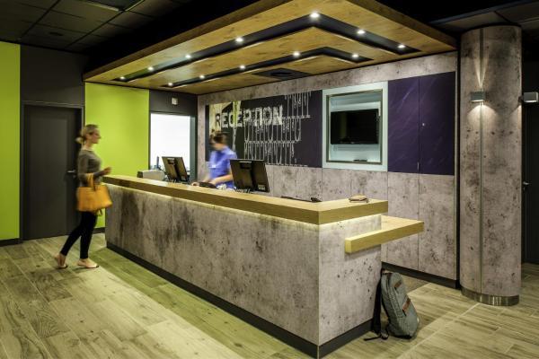 Hotel Pictures: ibis budget Zurich Airport, Glattbrugg