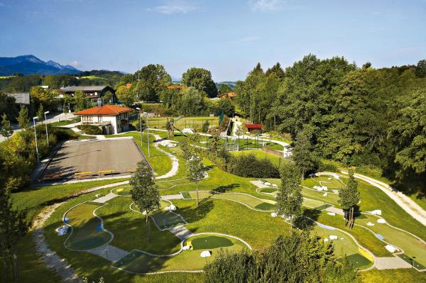 Hotelbilleder: Ferienpark Vorauf, Siegsdorf