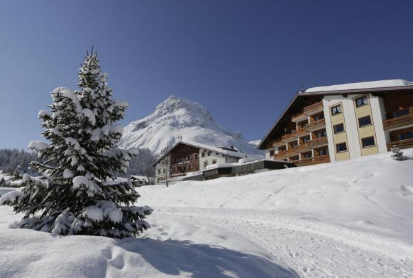 酒店图片: Hotel Austria, 莱赫