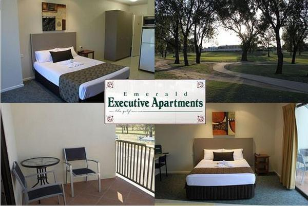 Foto Hotel: Emerald Executive Apartments, Emerald