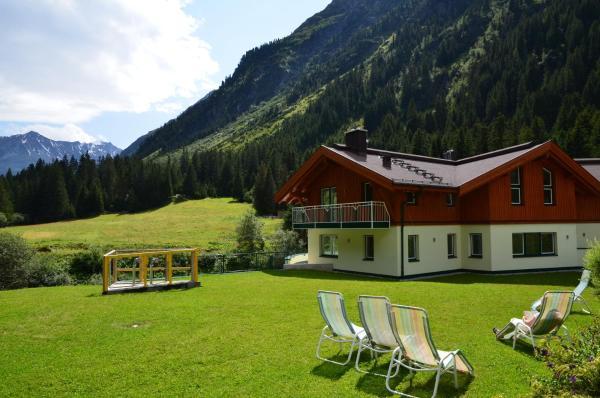 Hotellikuvia: Appartementhaus Naturquell, Sankt Leonhard im Pitztal