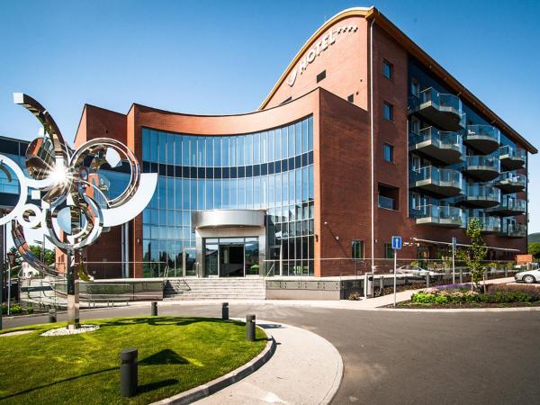 Hotel Pictures: Hotel Vitality, Vendryně