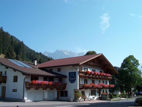 Hotellbilder: Pension Europa, Lermoos