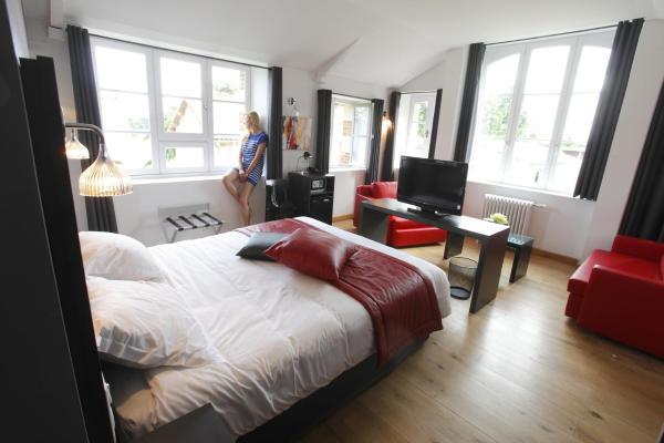 Prestige Double Room in Dependence