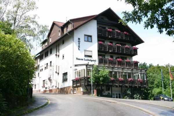 Hotelbilleder: Hotel Ludwigstal, Schriesheim