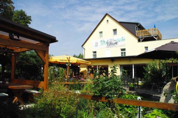 Hotelbilleder: Landhotel Heidekrug, Dohma