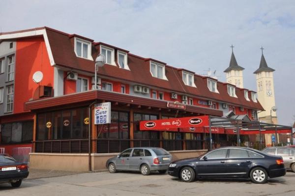 Hotellbilder: Hotel Euro, Odžak