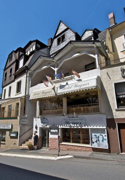 Hotel Pictures: Rheinhotel Wagner, Kamp-Bornhofen