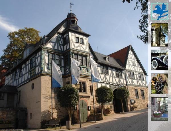 Hotel Pictures: Restaurant & ****Hotel HÖERHOF, Idstein