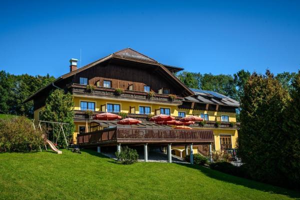 酒店图片: Hotel-Pension Schwaighofen, 尤根多夫