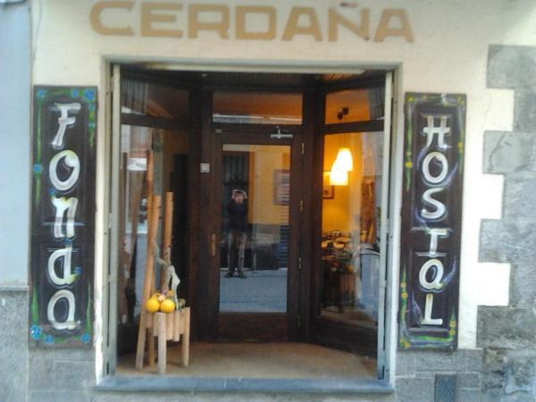Hotel Pictures: Fonda Cerdanya, Puigcerdà