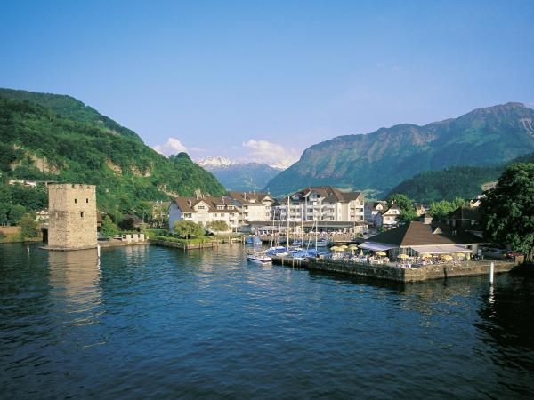 Hotel Pictures: Hotel Winkelried am See, Stansstad