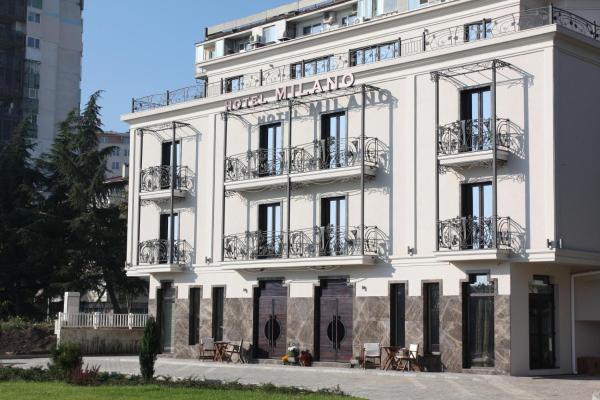 Hotelbilleder: Milano Hotel, Burgas City
