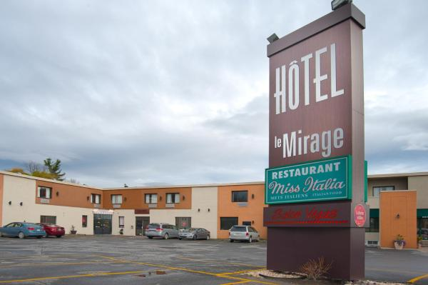 Hotel Pictures: Hotel Le Mirage, Saint-Basile-le-Grand