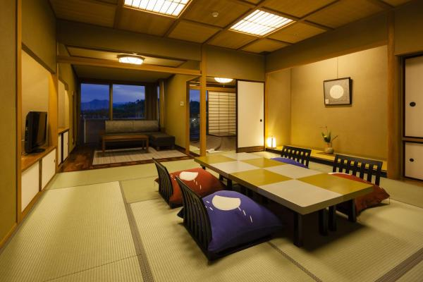 Japanese-Style Room - Tensyo Building