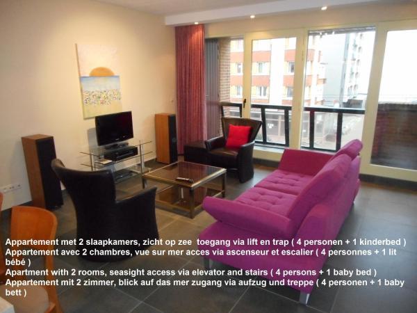 Zdjęcia hotelu: Residentie Delta, Koksijde
