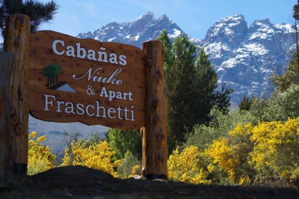Φωτογραφίες: Cabañas Niuke & Apart Fraschetti, El Bolsón