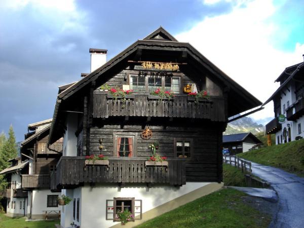 酒店图片: Waldhütte, 索内纳尔佩·纳斯费尔德