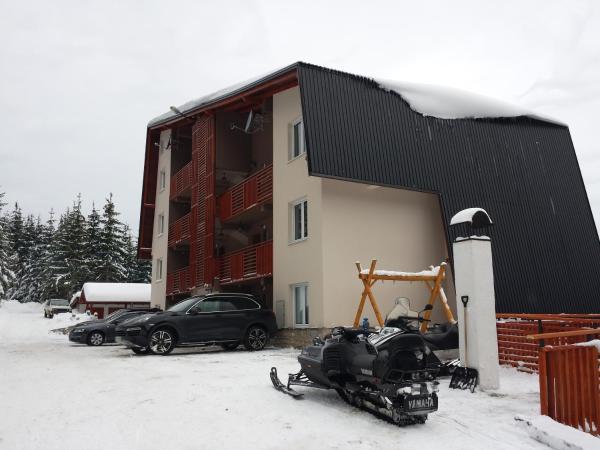 ホテル写真: Apartments Blanca Depadans Vlašić, Vlasic
