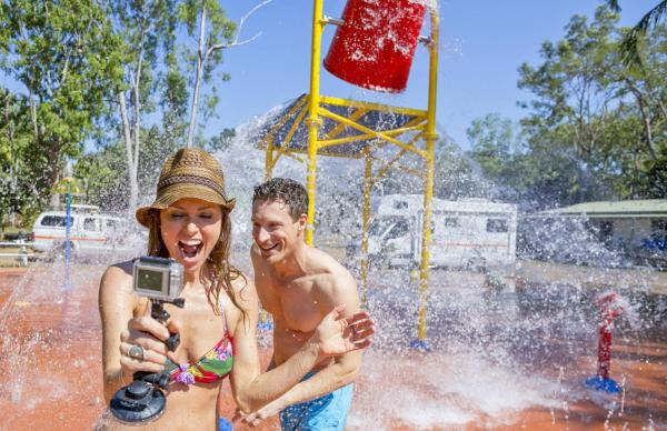 Fotografie hotelů: BIG4 Howard Springs Holiday Park, Darwin