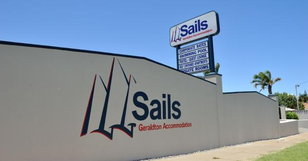 Zdjęcia hotelu: Sails Geraldton Accommodation, Geraldton