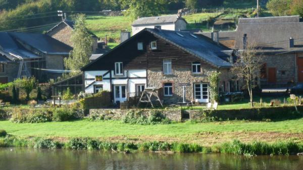 Hotellikuvia: Gîte la Passerelle à Mouzaive, Vresse-sur-Semois