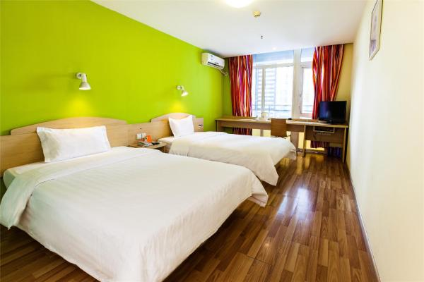 Hotel Pictures: 7Days Inn Shenzhen Zhongying Street, Shenzhen