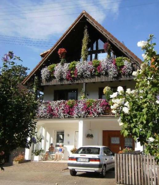 Hotelbilleder: Ferienwohnung Paffendorf, Gutach