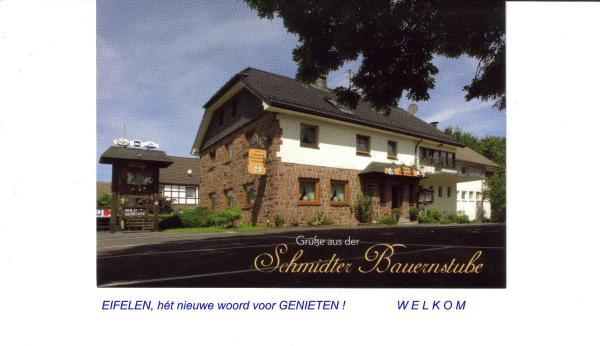 Hotelbilleder: Hotel Restaurant Schmidter Bauernstube, Nideggen