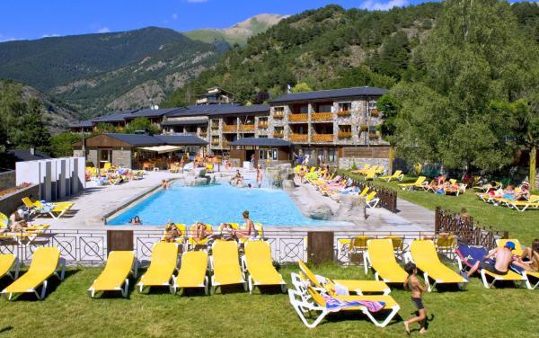 Hotellikuvia: Apartaments Giberga, L'Aldosa