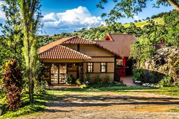 Hotel Pictures: Encantos do Vale Pousada e SPA Cultural, Bueno Brandão